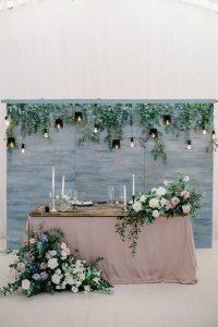 Организация и проведение свадебных банкетов 1