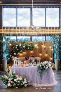 Организация и проведение свадебных банкетов 2