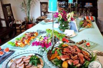 Банкет - блюда - выездной кейтеринг ресторан «Yaris Catering» 44