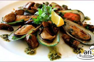 Банкет - блюда - выездной кейтеринг ресторан «Yaris Catering» 57