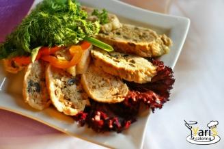 Банкет - блюда - выездной кейтеринг ресторан «Yaris Catering» 01