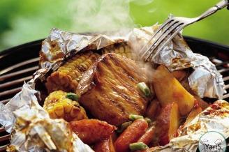 Банкет - блюда - выездной кейтеринг ресторан «Yaris Catering» 05