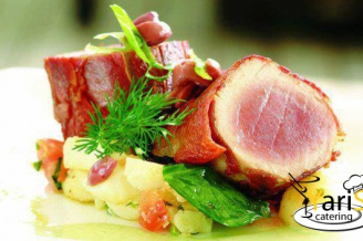 Банкет - блюда - выездной кейтеринг ресторан «Yaris Catering» 06