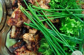 Банкет - блюда - выездной кейтеринг ресторан «Yaris Catering» 08