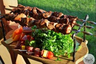 Банкет - блюда - выездной кейтеринг ресторан «Yaris Catering» 15