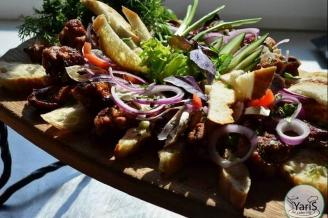 Банкет - блюда - выездной кейтеринг ресторан «Yaris Catering» 18