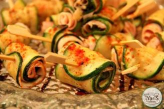 Банкет - блюда - выездной кейтеринг ресторан «Yaris Catering» 32
