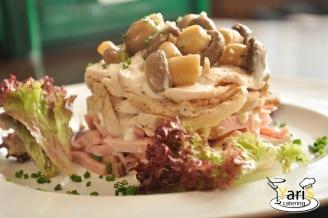 Банкет - блюда - выездной кейтеринг ресторан «Yaris Catering» 60