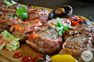 Банкет - блюда - выездной кейтеринг ресторан «Yaris Catering» 65