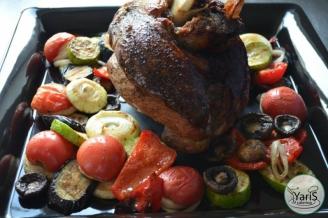 Банкет - блюда - выездной кейтеринг ресторан «Yaris Catering» 69