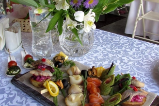 Банкет - блюда - выездной кейтеринг ресторан «Yaris Catering» 74
