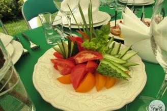 Банкет - блюда - выездной кейтеринг ресторан «Yaris Catering» 83