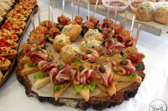 Фуршет - блюда - выездной кейтеринг ресторан «Yaris Catering» 61