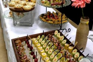 Фуршет - блюда - выездной кейтеринг ресторан «Yaris Catering» 02
