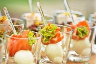 Фуршет - блюда - выездной кейтеринг ресторан «Yaris Catering» 04