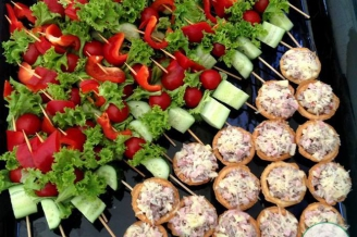 Фуршет - блюда - выездной кейтеринг ресторан «Yaris Catering» 05