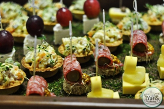 Фуршет - блюда - выездной кейтеринг ресторан «Yaris Catering» 07
