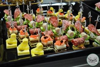 Фуршет - блюда - выездной кейтеринг ресторан «Yaris Catering» 11