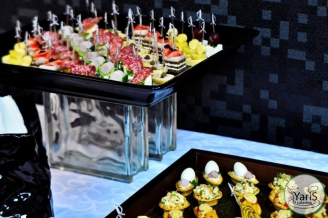 Фуршет - блюда - выездной кейтеринг ресторан «Yaris Catering» 12