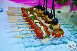 Фуршет - блюда - выездной кейтеринг ресторан «Yaris Catering» 14