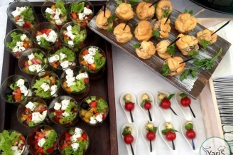 Фуршет - блюда - выездной кейтеринг ресторан «Yaris Catering» 19