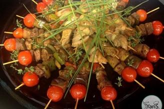 Фуршет - блюда - выездной кейтеринг ресторан «Yaris Catering» 23