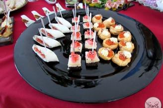 Фуршет - блюда - выездной кейтеринг ресторан «Yaris Catering» 52