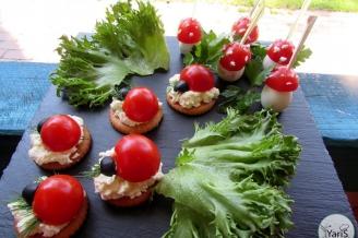Фуршет - блюда - выездной кейтеринг ресторан «Yaris Catering» 53