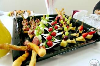 Фуршет - блюда - выездной кейтеринг ресторан «Yaris Catering» 55