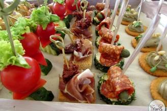 Фуршет - блюда - выездной кейтеринг ресторан «Yaris Catering» 58