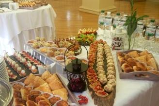 Фуршет - блюда - выездной кейтеринг ресторан «Yaris Catering» 60