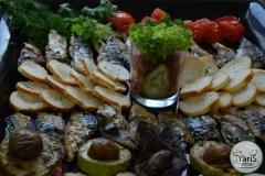 Барбекю для дружной компании от выездного кейтеринг ресторана «Yaris Catering»12