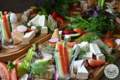 Барбекю для дружной компании от выездного кейтеринг ресторана «Yaris Catering»13