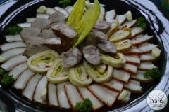 Барбекю для дружной компании от выездного кейтеринг ресторана «Yaris Catering»14