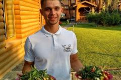 BBQ в Александровском - - кейтринг компания «Yaris Catering» 05