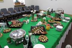 День Рождение на работе - кейтринг компания «Yaris Catering» 09