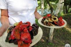 День Рожденья на берегу озера - кейтринг компания «Yaris Catering» 07