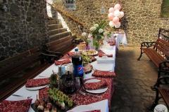 День Рожденья на берегу озера - кейтринг компания «Yaris Catering» 13