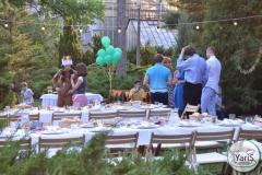 День Рожденья в Ботаническом Саду от выездного кейтеринг ресторана «Yaris Catering»02