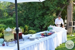 День Рожденья в Ботаническом Саду от выездного кейтеринг ресторана «Yaris Catering»05