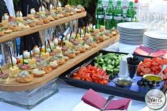 День Рожденья в Ботаническом Саду от выездного кейтеринг ресторана «Yaris Catering»08