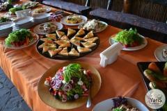 Фуршет - банкет на Выпускной от выездного кейтеринг ресторана «Yaris Catering»02