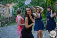 Фуршет - банкет на Выпускной от выездного кейтеринг ресторана «Yaris Catering»04