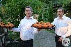 Фуршет - банкет на Выпускной от выездного кейтеринг ресторана «Yaris Catering»08