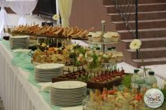 Фуршет на открытии жилого комплекса «Орлан Инвест Групп» от «Yaris Catering»07