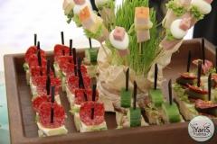 Фуршет на открытии жилого комплекса «Орлан Инвест Групп» от «Yaris Catering»09
