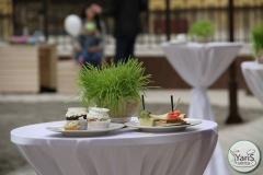 Фуршет на открытии жилого комплекса «Орлан Инвест Групп» от «Yaris Catering»10
