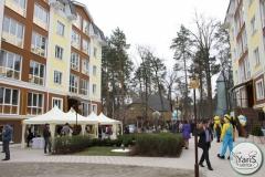 Фуршет на открытии жилого комплекса «Орлан Инвест Групп» от «Yaris Catering»15