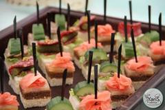 Фуршет на открытии жилого комплекса «Орлан Инвест Групп» от «Yaris Catering»16