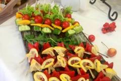 Фуршет в честь юбилея - мудрое решение - кейтринг компания «Yaris Catering» 06